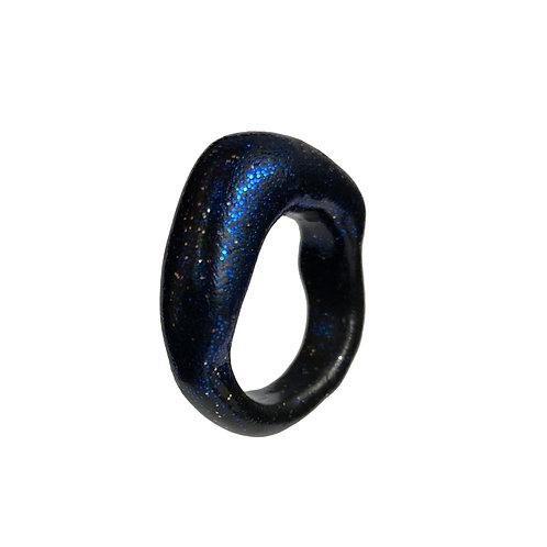 goo ring (black)