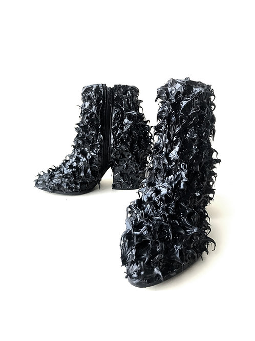 defense weapon boots