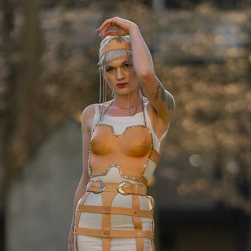 show more skin! corset