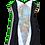 Thumbnail: holey tights galaxy dress
