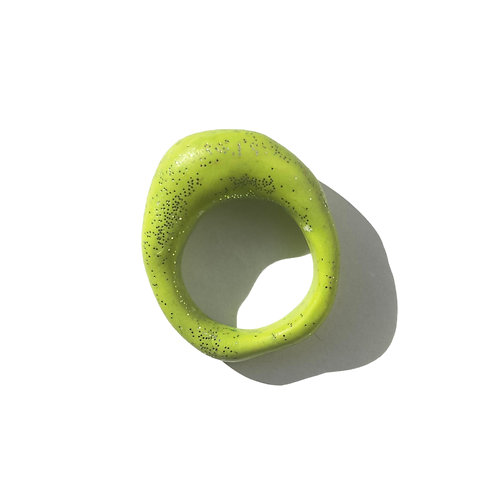 goo ring (green)
