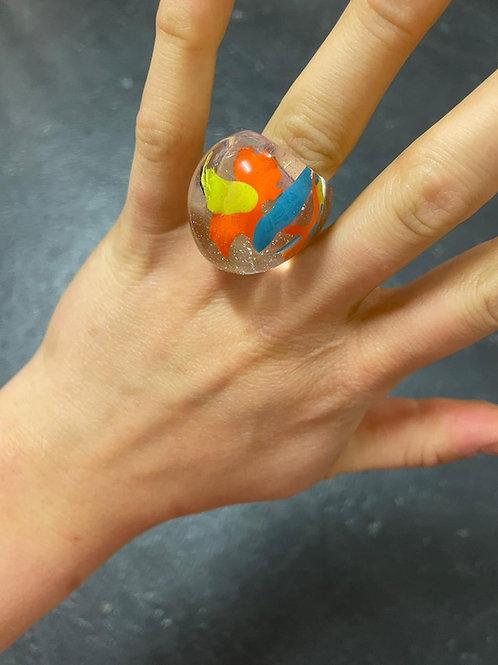 splodged orb ring