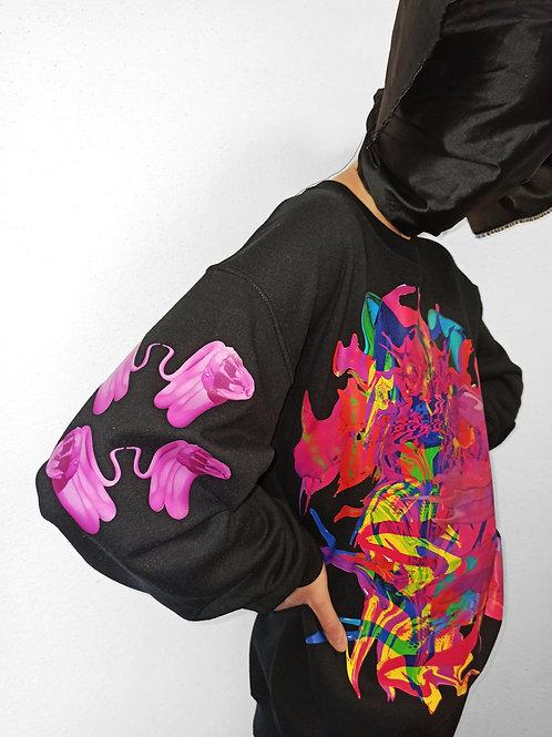 Serpentina Blur Sweatshirt