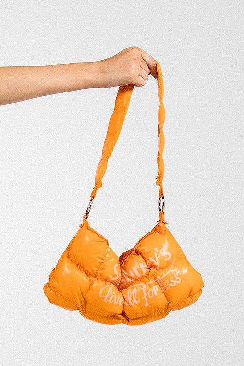 saino's puffa bag