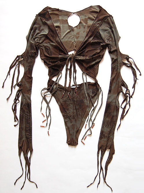 Unearthed Bodysuit