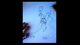 Si quieres saber qué es realmente La Casa Colorada, aquí te lo explica Elisa (9 años) en un minuto. Dibujo de Guillermo Pedrosa. 1 min. 2013