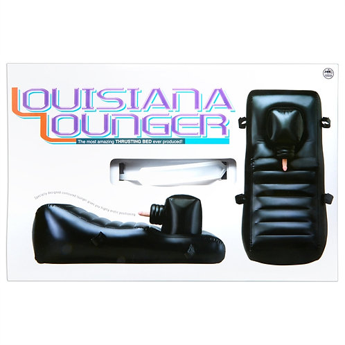 LOUISIANA LOUNGER - INFLATABLE BED