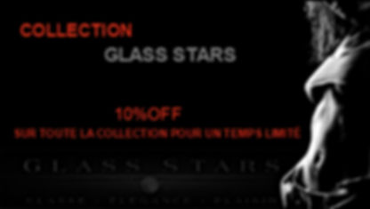 Collection Glass Stars
