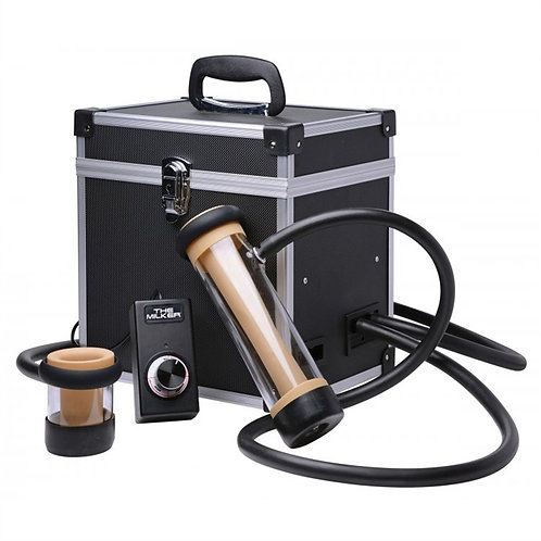 THE MILKER - DUAL CYLINDER DELUXE STROKING