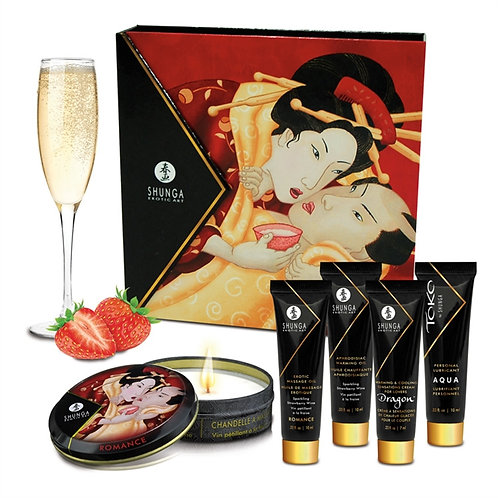 SHUNGA - ENSEMBLE SECRET DE GEISHA