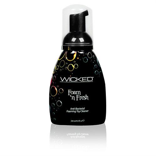 WICKED - FOAM 'N FRESH - 240ML