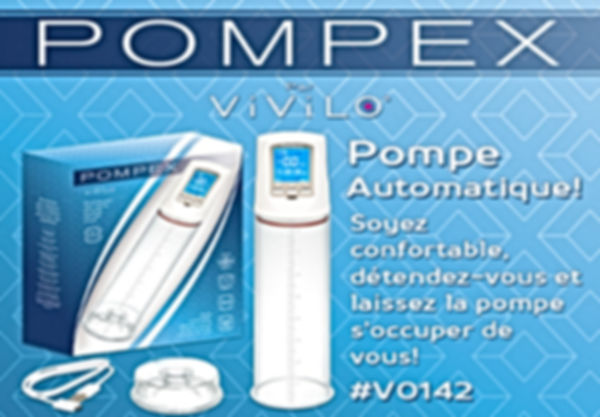 POMPEX - POMPE A PÉNIS