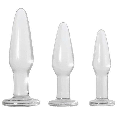 A&E - GLASS ANAL TRAINING TRIO