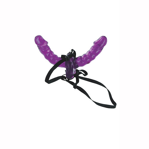 FF - DOUBLE DELIGHT STRAP-ON