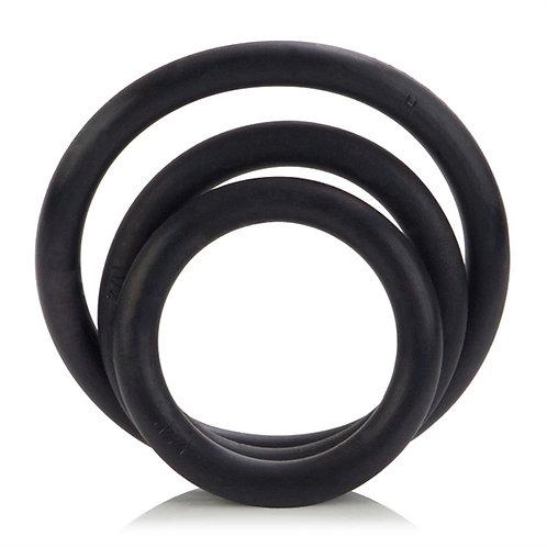 CALEXOTIC - BLACK RUBBER RING