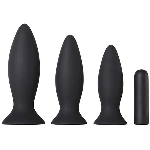 A&E - RECHARGEABLE VIBRATING ANAL TRAINING KIT