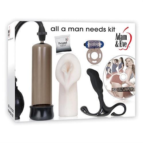 A&E - ALL A MAN NEEDS KIT