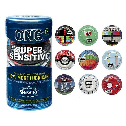 ONE - SUPER SENSITIVE - 12