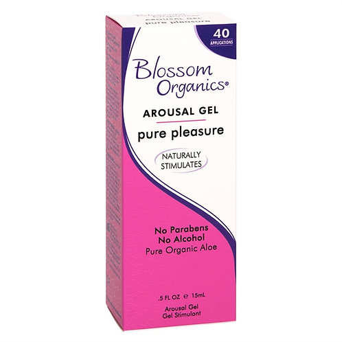 BLOSSOM ORGANICS - AROUSAL GEL - 15ml