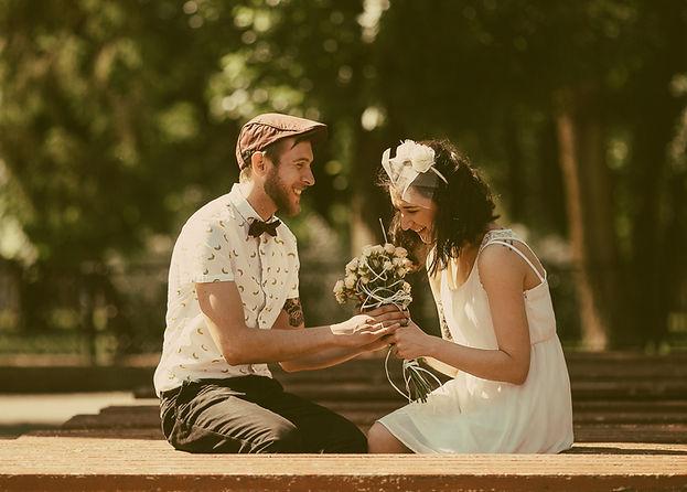 Hochzeit Foto-Shooting