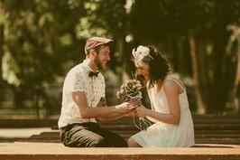Hochzeit Romantisch