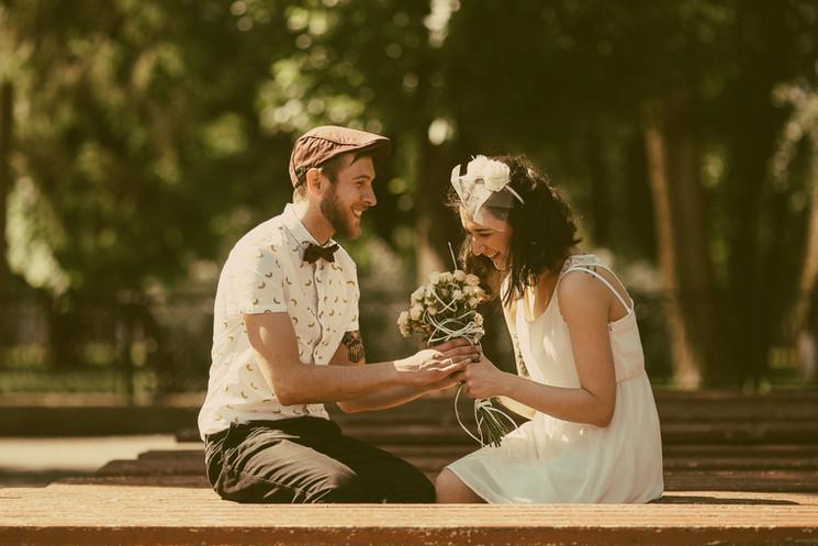 Photoshoot de mariage