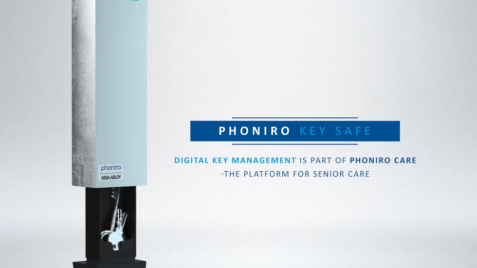 Phoniro Key Lock