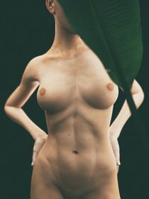 SKIN Four - Nude Banana Leaf BLACK0052.j