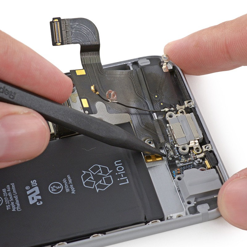 charging port replacement