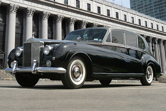 1962 James Young Edition Rolls-Royce Pha
