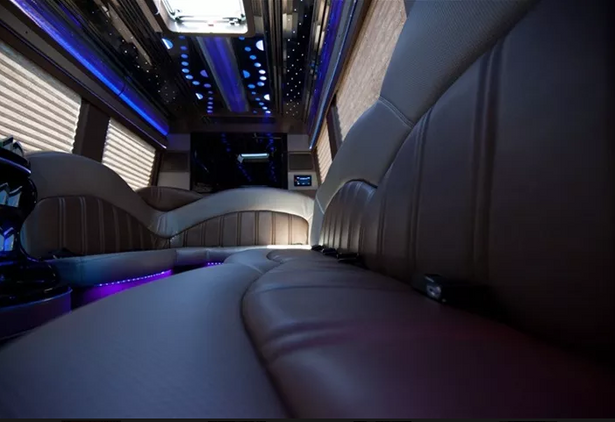 Mercedes-Benz Sprinter Passenger Van 3.P