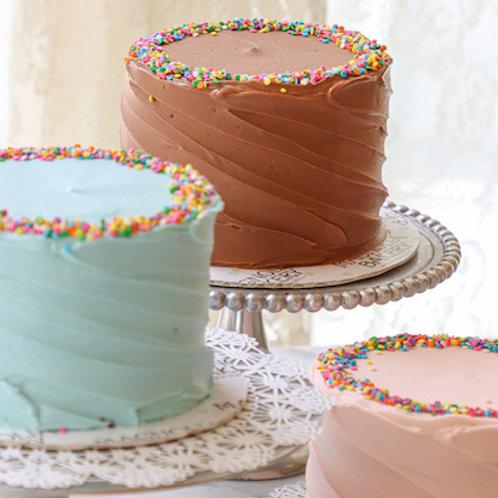 CLASSIC 6 INCH CAKES