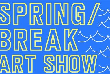 #wishingpelt will be included in SPRING/BREAK Art Show
