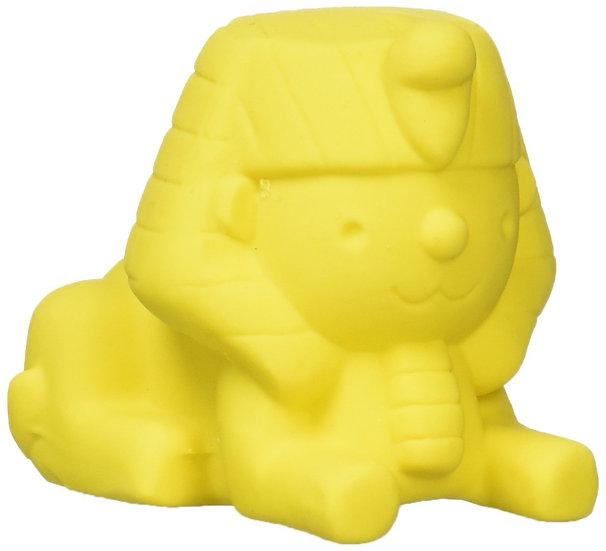"""Латексная игрушка для собак-путешественников из серии """"Мировые чудеса"""". Сфинкс"""