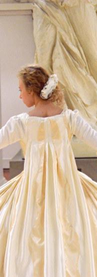 Rosalind'sWedding Dress - As You Like It, 1750's