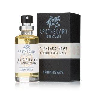 Florascent Apothecary - CHAKRASCENT No.3 - Solarplexuschakra - 15ml