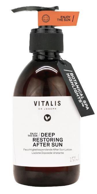 VITALIS DR JOSEPH Deep Restoring After Sun, 250ml