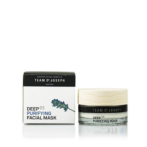TEAM DR JOSEPH Deep Purifying Mask 50 ml