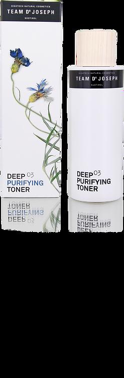 TEAM DR JOSEPH Deep Purifying Toner 200 ml