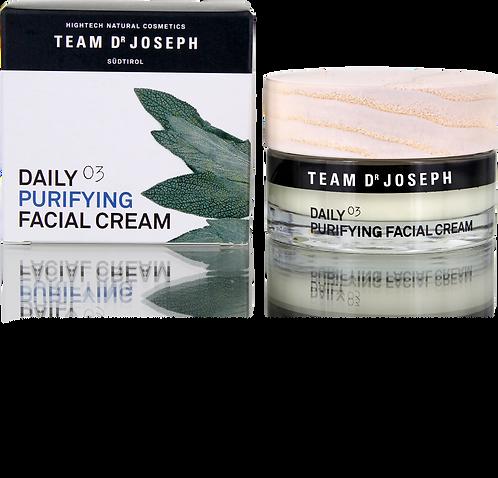 TEAM DR JOSEPH Daily Purifying Facial Cream 50 ml