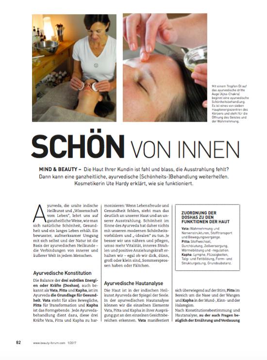 Artikel im Magazin Seite 1
