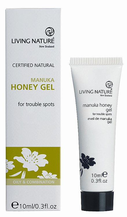 LIVING NATURE Manukagel Tube 10 ml