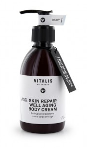 VITALIS DR JOSEPH Skin Repair Well Aging Body Cream, 250ml