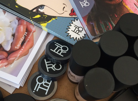 HIRO Cosmetics - vegan, organic, 100% natural