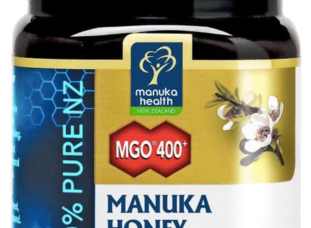 Manuka-Honig in der Hausapotheke