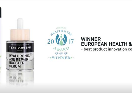 And the Winner is: TEAM Dr JOSEPH Hyaluronic Age Repair Booster Serum!