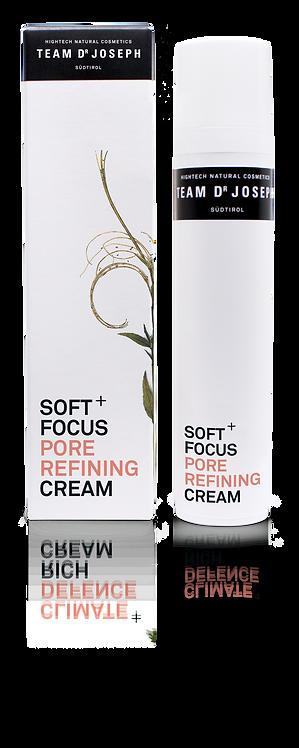 TEAM DR JOSEPH Soft Focus Pore Refining Cream 50ml