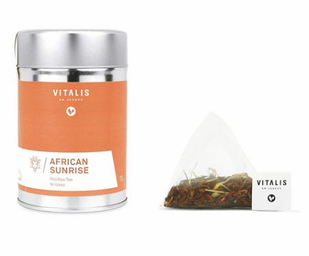 VITALIS DR JOSEPH African Sunrise Tee 36g