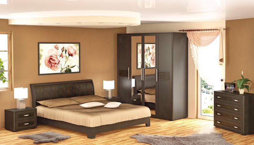 Спальня Токио венге