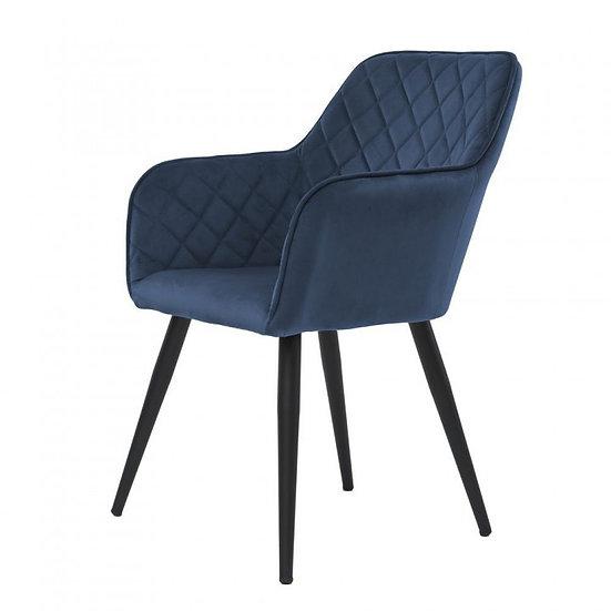 Крісло ANTIBA опівнічний синій